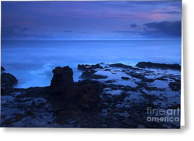 Kauai Twilight Greeting Card