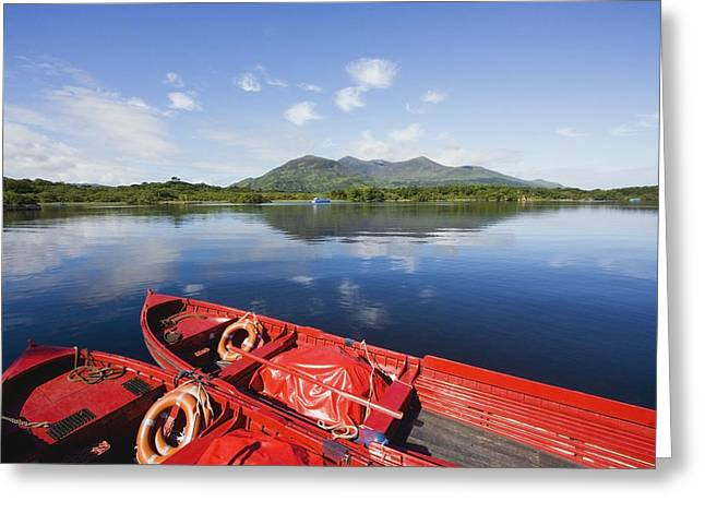 Killarney, County Kerry, Munster Greeting Card by Peter Zoeller