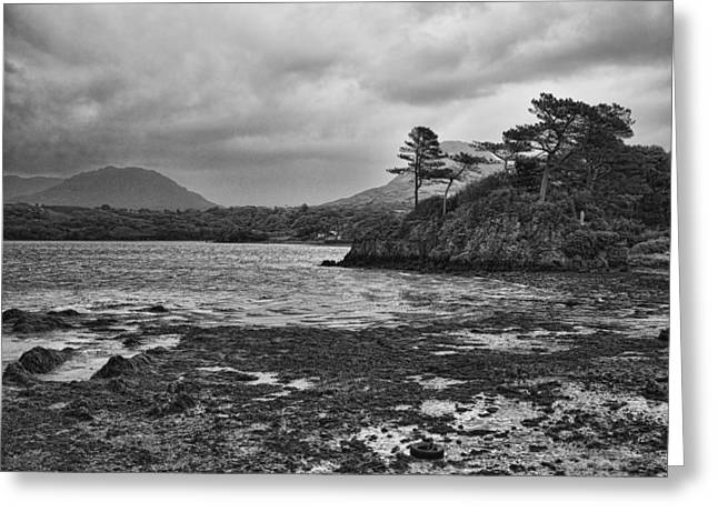 Greeting Card featuring the photograph Killarney Lake by Hugh Smith