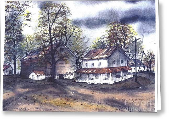 Kinkead Farm Greeting Card