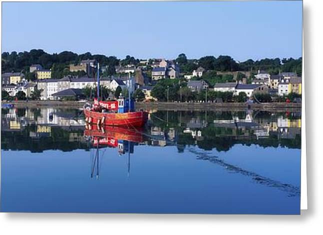 Kinsale Harbour, Co Cork, Ireland Greeting Card