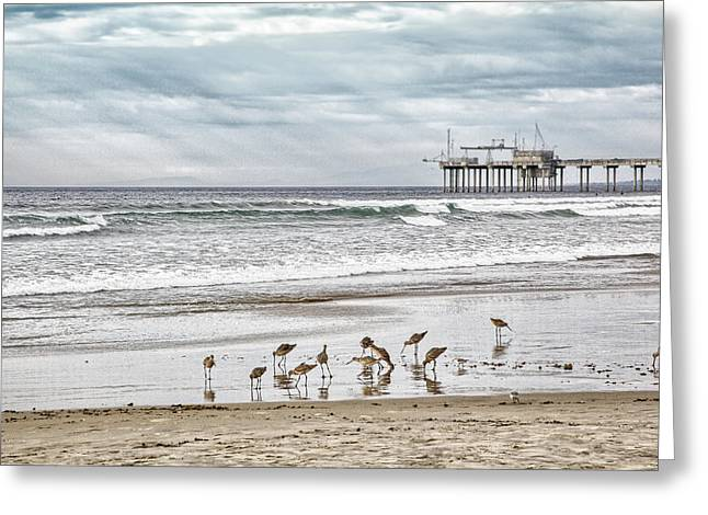 La Jolla Shores 1 Greeting Card