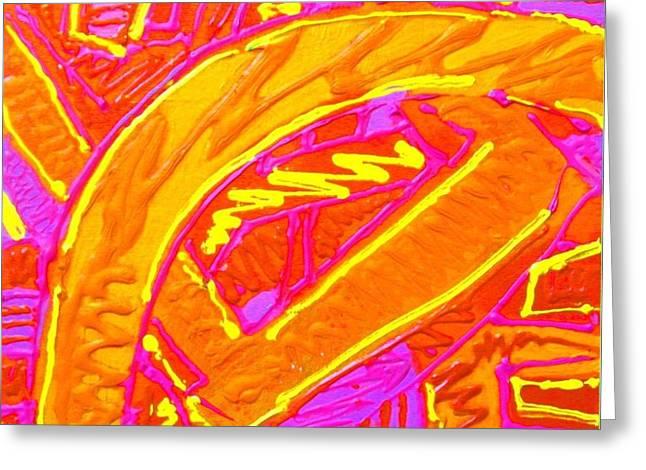 Labyrinth Greeting Card by John  Nolan