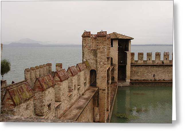 Lago Garda Greeting Card