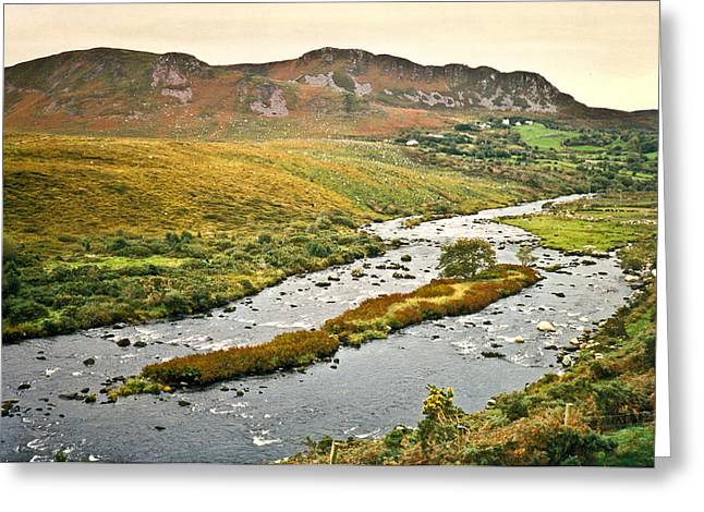 Lahe Valley Greeting Card