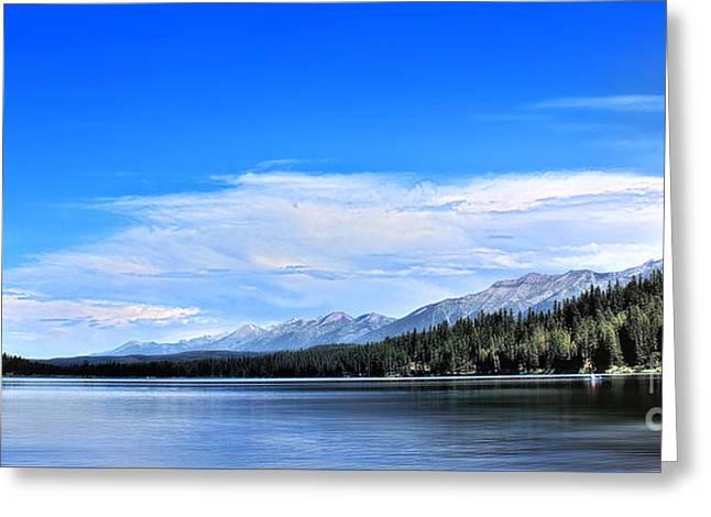 Lake Alva Greeting Card