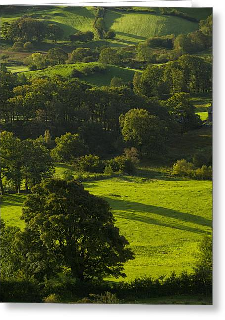 Lake District National Park, Cumbria Greeting Card by Axiom Photographic
