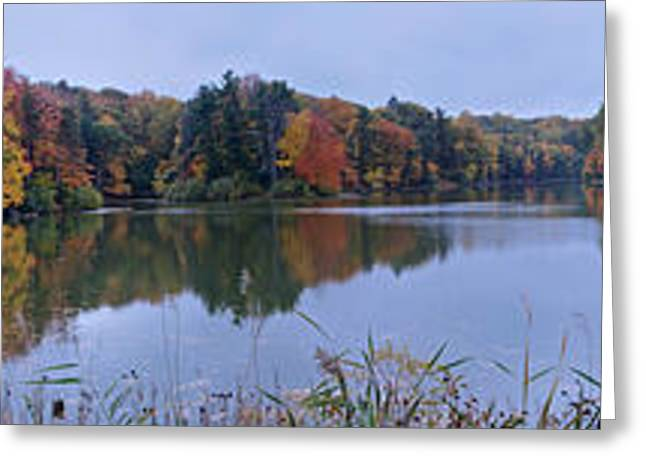 Greeting Card featuring the photograph Lake Eastman by William Norton
