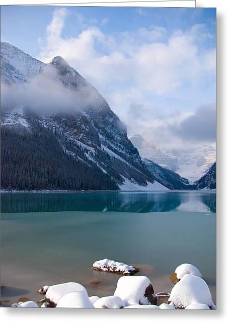 Lake Louise  Canada Greeting Card
