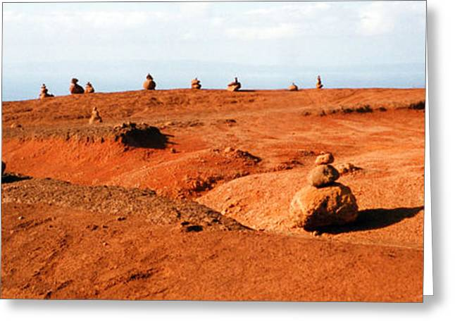 Lanai Greeting Card