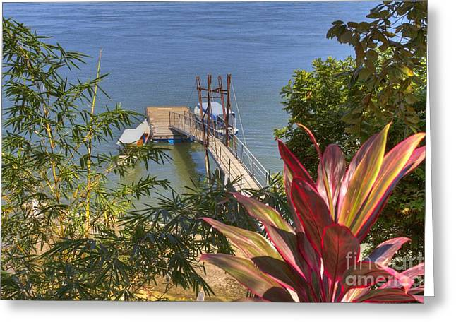 Landing In Boca Chica  Greeting Card by Heiko Koehrer-Wagner