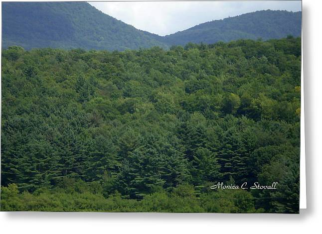 Landscape Collection - Vermont  Greeting Card
