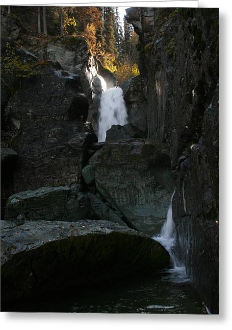Liberty Falls Greeting Card