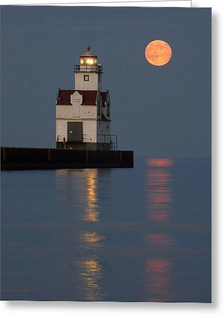 Lighthouse Companion Greeting Card