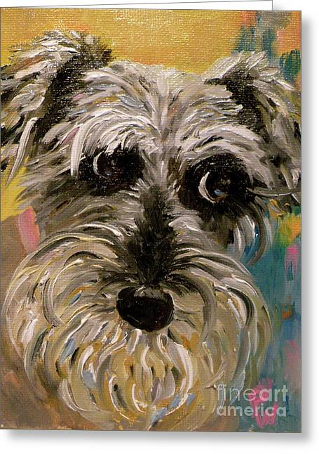 Li'l Millie Greeting Card