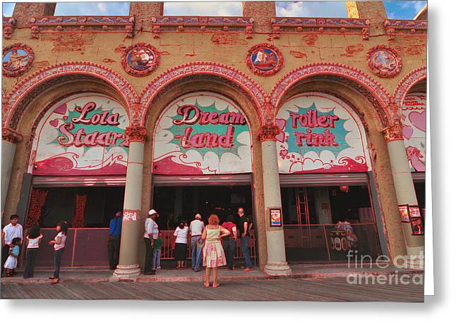 Lola Starr Dreamland Greeting Card