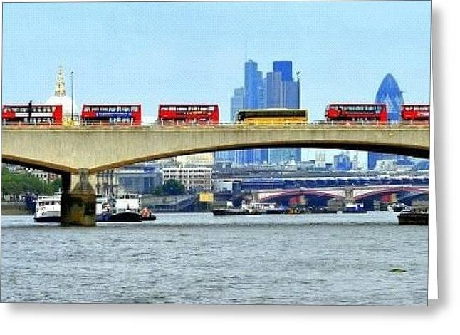 #london #olympics #london2012 Greeting Card