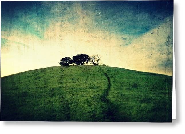 Lonely Hill Greeting Card