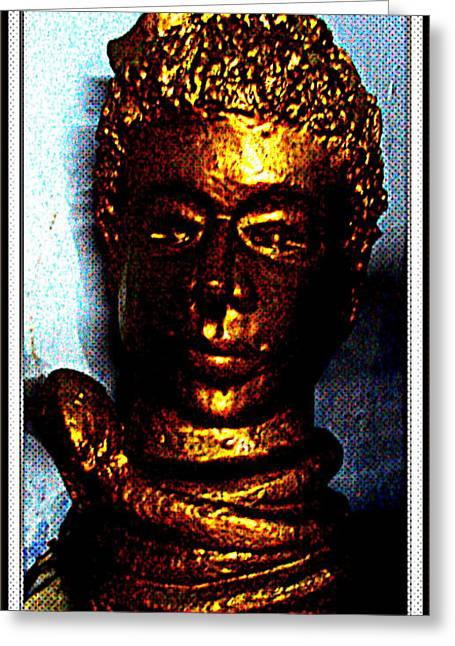 Lord Shiva Greeting Card