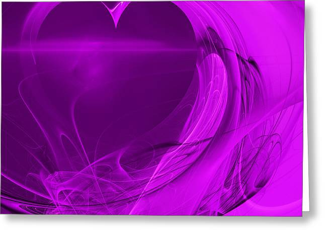 Love . Square . A120423.279 Greeting Card by Wingsdomain Art and Photography