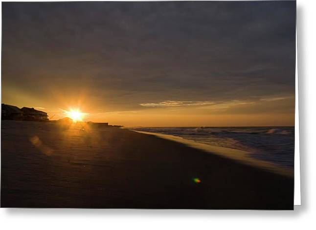 Low Ceiling - Holden Beach Greeting Card