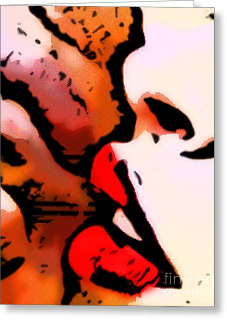Lust Greeting Card by Rpics Rpics