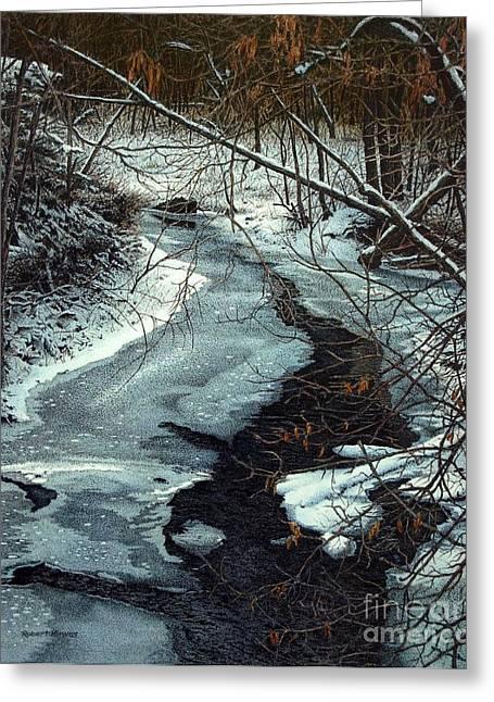 Lynde Creek Greeting Card