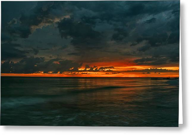 Madeira Beach Greeting Card