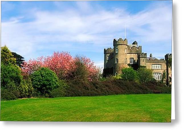 Malahide Castle, Co Dublin, Ireland Greeting Card
