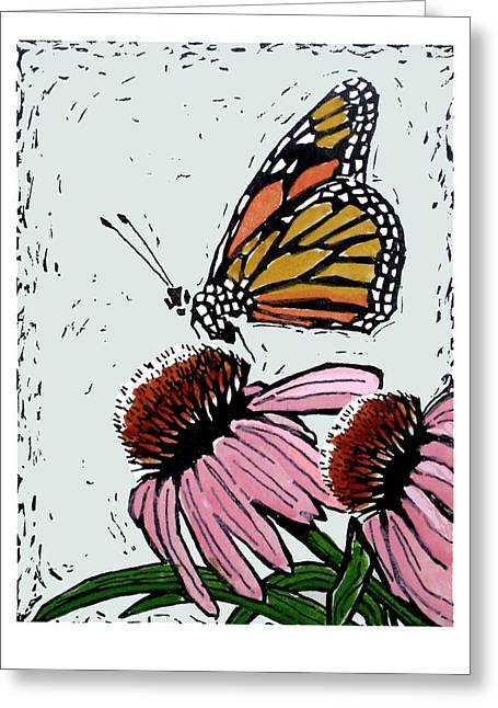 Mariposa Greeting Card