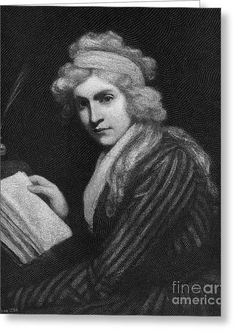 Mary Godwin (1759-1797) Greeting Card