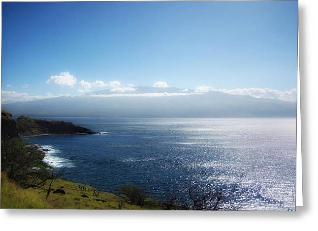 Maui Wonder Greeting Card
