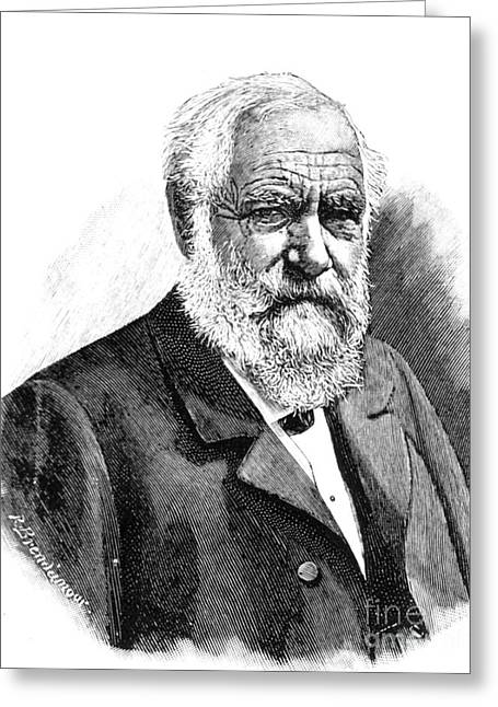 Max Joseph Von Pettenkofer, German Greeting Card