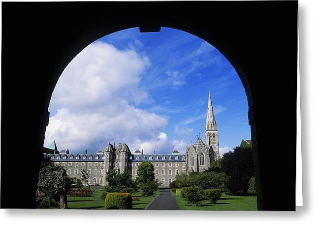 Maynooth Seminary, Co Kildare, Ireland Greeting Card