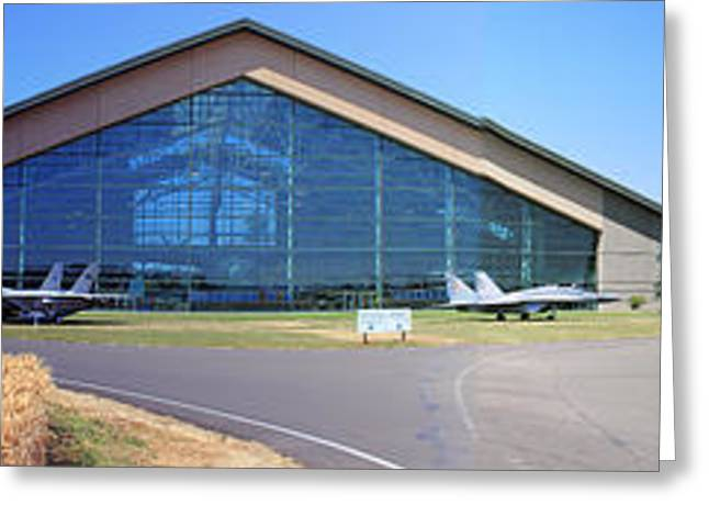Mcminnville Air Museum Greeting Card