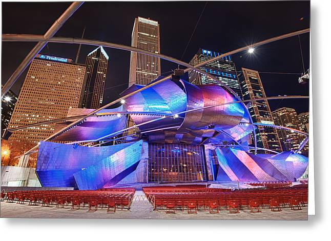 Millennium Park Greeting Card