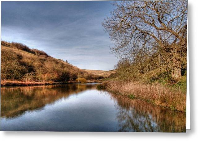 Millington Reflections Greeting Card
