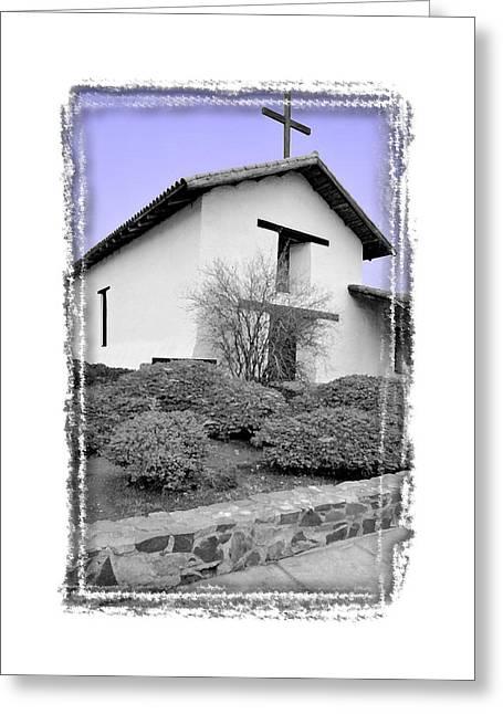 Mission San Francisco Solano - IIi Greeting Card
