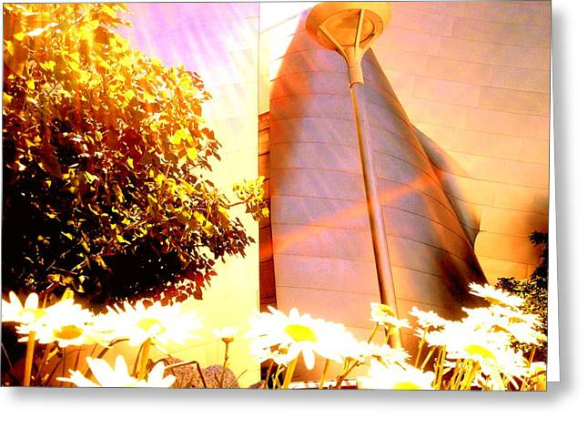 Modern Architecture 2 Greeting Card