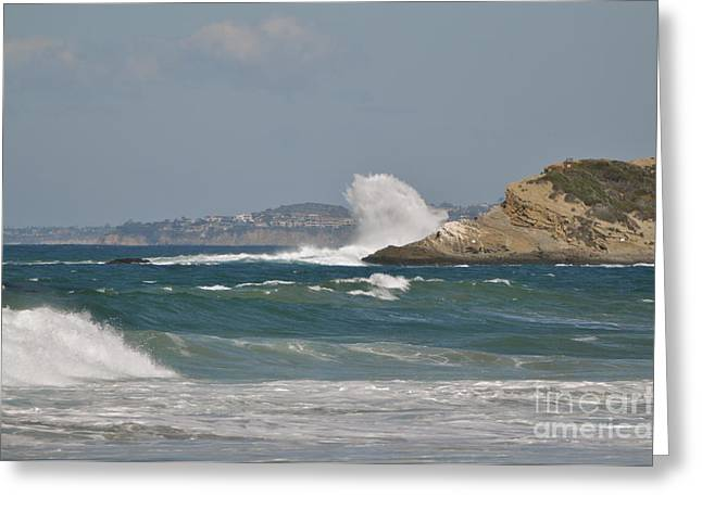 Greeting Card featuring the photograph Monarch Wave by Johanne Peale