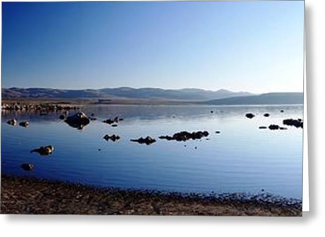 Mono Lake Dawn Greeting Card