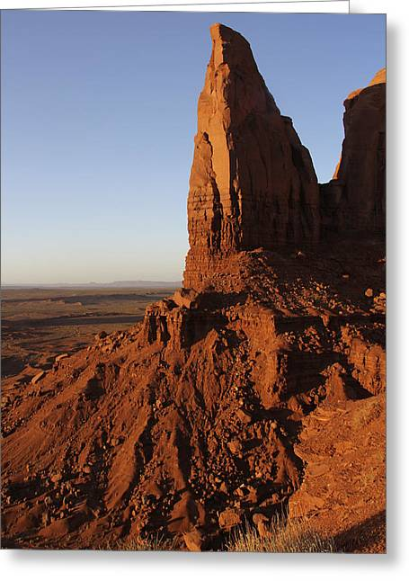 Monument Valley High-lites Greeting Card by Mike McGlothlen