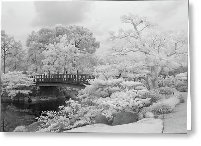 Morikami Japanese Gardens Greeting Card