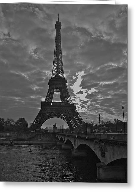 Greeting Card featuring the photograph Morning Light  by Eric Tressler