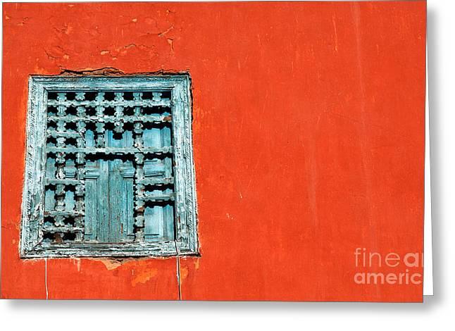 Morocco Greeting Card by Milena Boeva