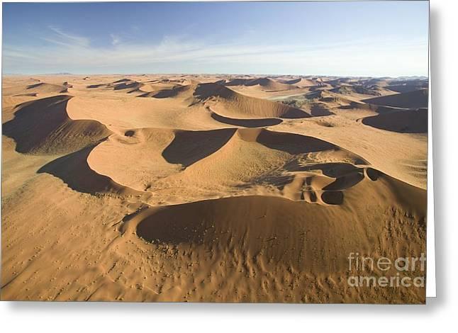 Namib Desert Greeting Card