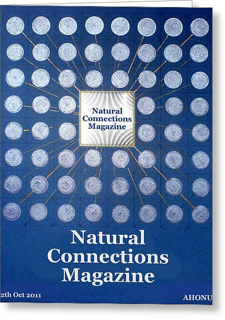 Natural Connections Magazine Greeting Card