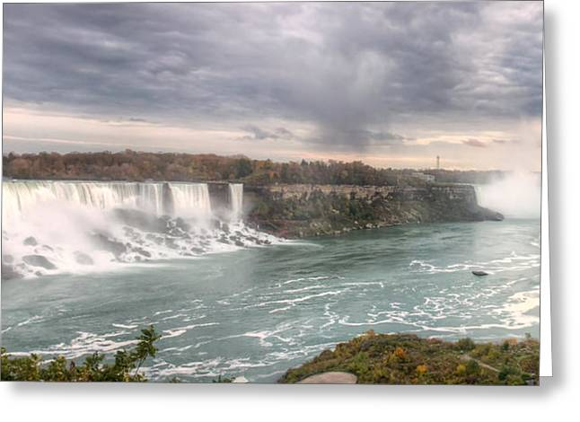 Niagara Greeting Card