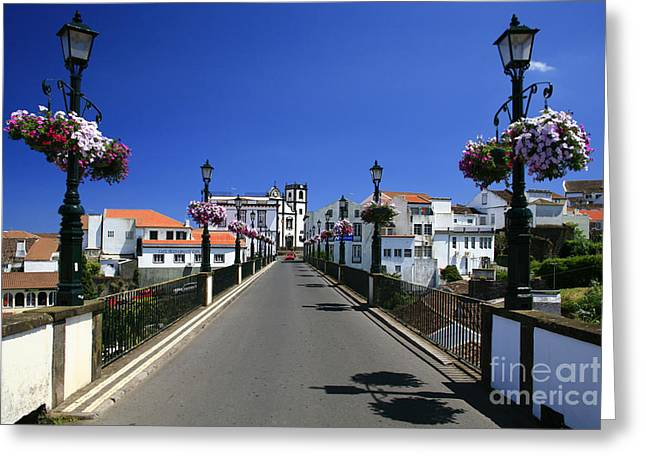 Nordeste - Azores Islands Greeting Card by Gaspar Avila