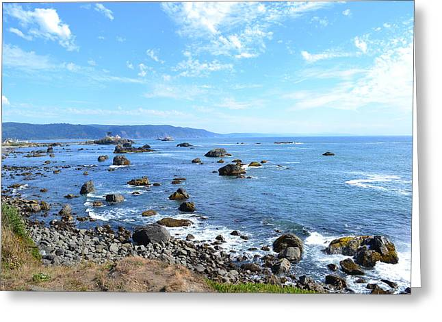 Northern California Coast3 Greeting Card